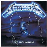 Pozostała muzyka rozrywkowa, RIDE THE LIGHTNING (DELUXE 4LP+6CD+DVD) LTD. - Metallica (CD + DVD)