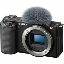 SONY aparat fotograficzny ZV-E10 Body (ZVE10BDI)