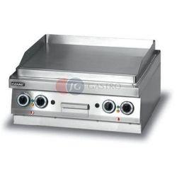 Grill płytowy elektryczny - płyta gładka dwie strefy grzewcze Lozamet linia 650 LEB630