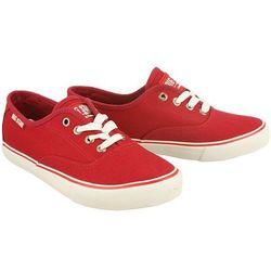 BIG STAR U274849 czerwony, półtrampki młodzieżowe - Czerwony