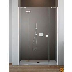 Radaway Essenza New DWJS drzwi prysznicowe 140 cm lewe i komplet 2 ścianek 385033-01-01L/384090-01-01