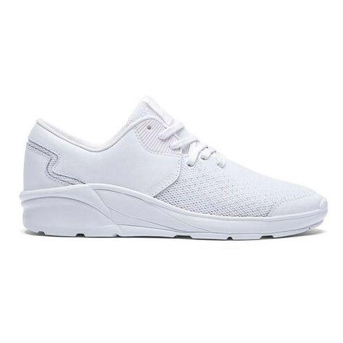 Męskie obuwie sportowe, buty SUPRA - Noiz White-White (WHT) rozmiar: 39