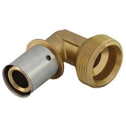 Kan press kolano 16x1/2' Gwint zewnętrzny K-901000