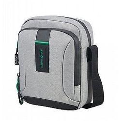 SAMSONITE crossover torba na ramię listonoszka z miejscem na tablet 7,9' z kolekcji PARADIVER LIGHT