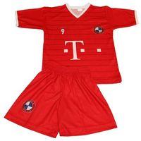 Piłka nożna, Komplet stroju piłkarskiego Replika Lewandowski 9 BayernM