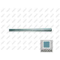 Pręt gwintowany stal nierdzewna AISI304, M6/L1000m