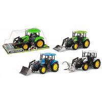 Traktory dla dzieci, Traktor MEGA CREATIVE Moje ranczo B/O PL 42 cm 388186