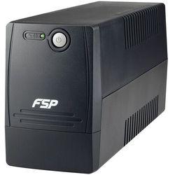 UPS FSP FP600 Zasilacz awaryjny UPS FSP FP 600VA / 360W