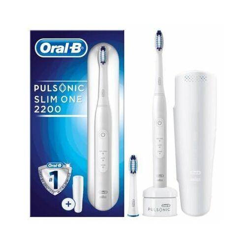 Szczoteczki elektryczne, Braun Pulsonic Slim One 2200