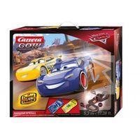 Tory wyścigowe dla dzieci, GO!!! Tor wyścigowy Disney/Pixar Cars 3 - Chłodnica Górska
