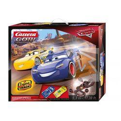 GO!!! Tor wyścigowy Disney/Pixar Cars 3 - Chłodnica Górska