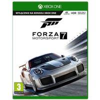 Gry na Xbox One, Forza Motorsport 7 (Xbox One)