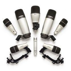 Samson 8-KIT zestaw mikrofonów do perkusji Płacąc przelewem przesyłka gratis!