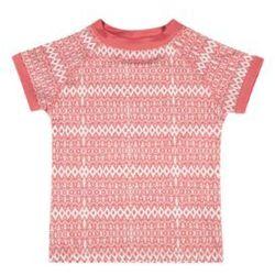 Koszulka kąpielowa Ducksday UV50+ koralowy wzór -30 % (-29%)