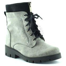 Buty zimowe dla dzieci marki Kornecki 06010 Obuwie zimowe -20% (-20%)