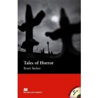 Książki do nauki języka, Tales Of Horror + CD. Macmillan Readers Elementary (opr. miękka)