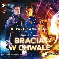 Audiobooki, Man of War T.3 Bracia w chwale audiobook - H. Paul Honsinger