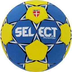 Piłka ręczna Select Phantom liliput 1 niebiesko-żółta