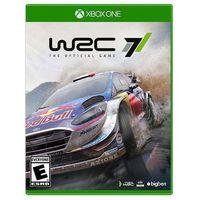 Gry Xbox One, WRC 7 (Xbox One)