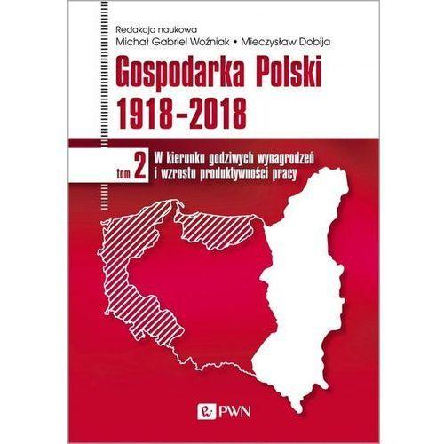 Biblioteka biznesu, Modernizacja Dla Zintegrowanego Rozwoju. Gospodarka Polski 1918-2018. Tom 3 - Michał Gabriel Woźniak (opr. miękka)