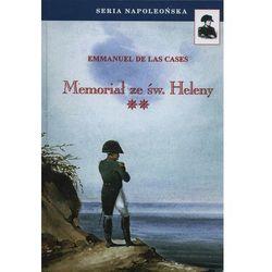 Memoriał ze św. Heleny Tom 2 - Wysyłka od 3,99 - porównuj ceny z wysyłką (opr. twarda)