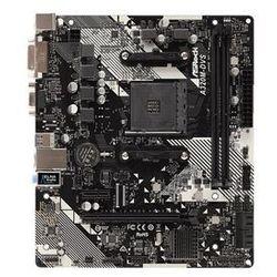 ASRock Płyta główna A320M-DVS R4.0 AM4 2DDR4 DSUB/DVI/USB 3.1 micro ATX