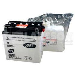 Akumulator standardowy JMT 12N9-4B-1 1100063 Yamaha RD 200, Honda CB 125