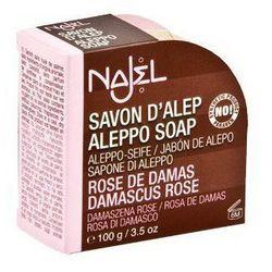 mydło Aleppo z RÓŻĄ DAMASCEŃSKĄ
