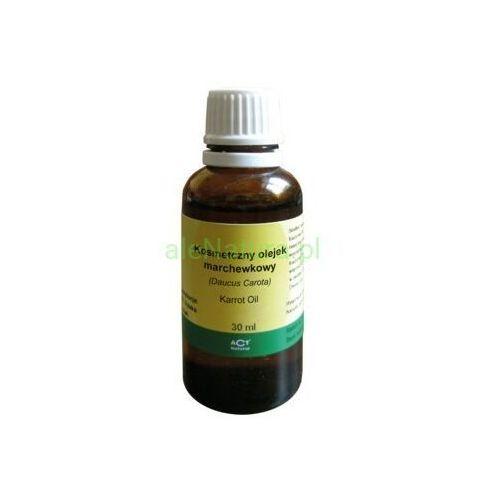 Pozostała pielęgnacja, ACT NATURAL kosmetyczny olejek marchewkowy 30ml