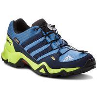 Obuwie sportowe dziecięce, Buty adidas - Terrex Gtx K GORE-TEX CM7704 Traroy/Conavy/Sslime