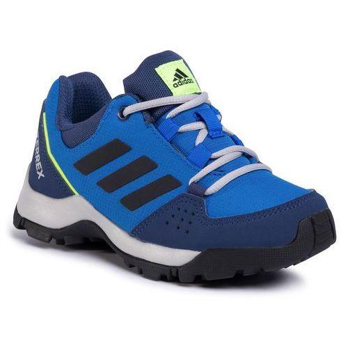 Buty sportowe dla dzieci, Buty adidas - Terrex Hyperhiker Low K EE8494 Globlu/Cblack/Siggnr