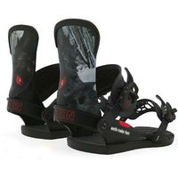 Wiązania snowboardowe, wiązania UNION - World Rookie Tour Black Yeti (BLACK YETI) rozmiar: L
