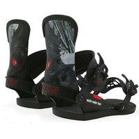 Wiązania snowboardowe, wiązania UNION - World Rookie Tour Black Yeti (BLACK YETI) rozmiar: M