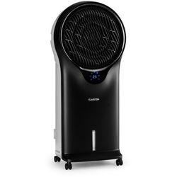 Klarstein Whirlwind 3-in-1 Klimatyzator wentylator schładzacz powietrza nawilżacz powietrza czarny