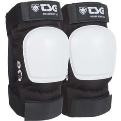 ochraniacze TSG - elbowpad roller derby 3.0 black (102) rozmiar: S