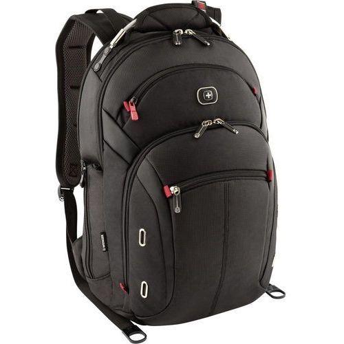 Pokrowce, torby, plecaki do notebooków, Plecak Wenger Gigabyte Black Red 15.0 (60627) Darmowy odbiór w 19 miastach!