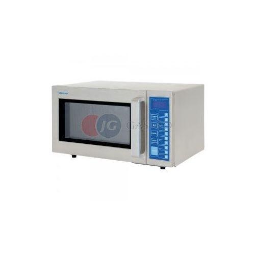 Kuchenki mikrofalowe gastronomiczne, Kuchenka mikrofalowa 1 kW elektroniczna 25 l Stalgast 775010