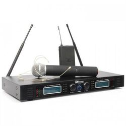 Power Dynamics PD732C 2x 16-kanałowy, radiowy system mikrofonowy UHF