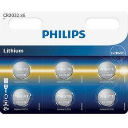 Bateria PHILIPS CR2032 (6 szt.)