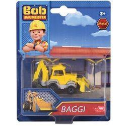 Pojazdy metalowe Bob Budowniczy