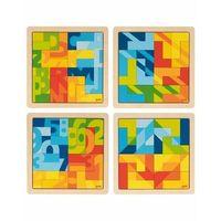 Puzzle, Puzzle geometryczne Goki - Puzzle L