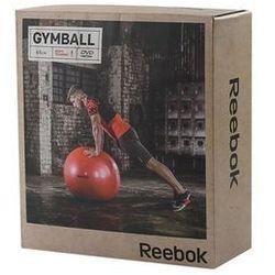 Piłka gimnastyczna 65 cm RAB-12016RD Reebok - czerwony