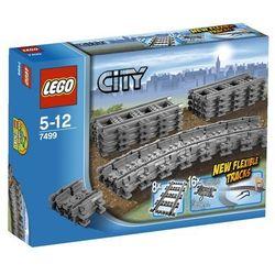 LEGO City Pociąg Elastyczne Tory wyprzedaż