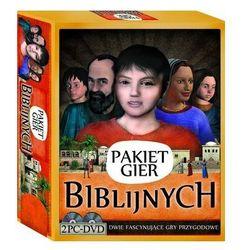 Pakiet gier biblijnych (2 DVD) Praca zbiorowa