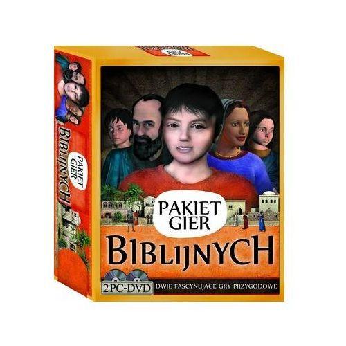 Pakiety filmowe, Pakiet gier biblijnych (2 DVD) Praca zbiorowa