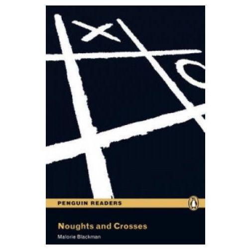 Książki do nauki języka, Noughts and crosses with CD level 3 (opr. miękka)