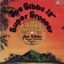 """Gibbs, Joe - Joe Gibbs 12"""" Reggae Discomix Showcase Vol.5"""