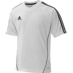 Koszulka piłkarska Adidas Estro 12 X40647 Jr biała