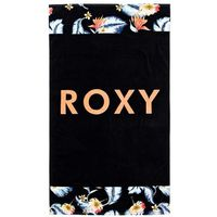 Ręczniki, ręcznik ROXY - Hazy Mix Anthracite Tropical Love S (KVJ6) rozmiar: OS