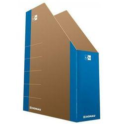 Pojemnik na dokumenty DONAU Life, karton, A4, niebieski